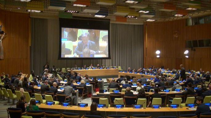 UN and EU say Geneva talks must restart to keep Syria intact