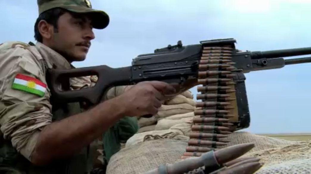 L'Ue teme la nascita di uno stato curdo
