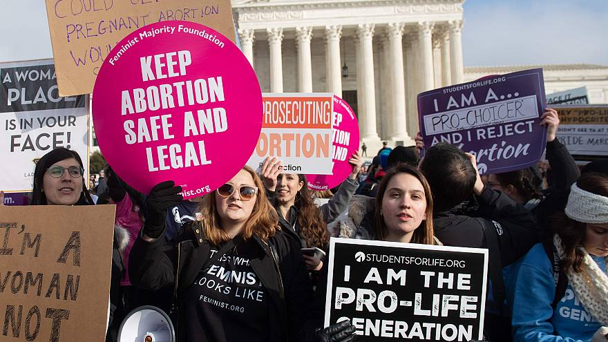 Image: FILES-US-POLITICS-JUSTICE-ABORTION