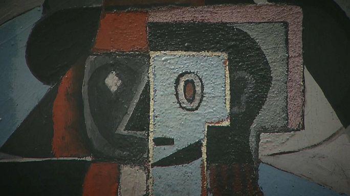 Picasso-kiállítás Rómában