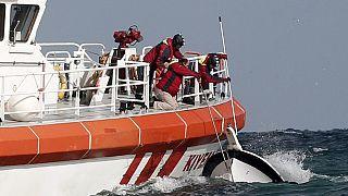Turquie : 4 morts, jusqu'à 20 disparus, dans le naufrage d'un bateau de migrants