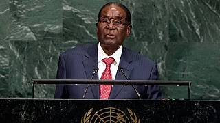 "Mugabe speaks peace, freedom and return of ""Giant Gold Goliath"""
