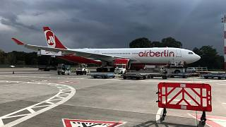Air Berlin negocia su venta con Easyjet y Lufthansa