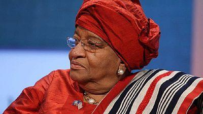 Élections/Liberia : Ellen Johnson Sirleaf fera campagne pour les femmes