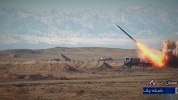 Irán desafía a EEUU con sus misiles balísticos