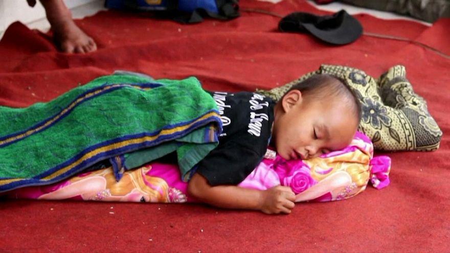 Miles de evacuados en la turística Bali por la amenaza de un volcán