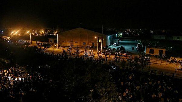 همشهریان قاتل آتنا اصلانی مانع از دفن وی شدند