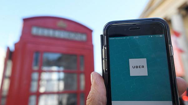 Uber interdit à Londres