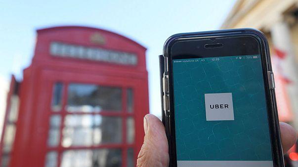 """لندن لن تجدد رخصة """"أوبر"""" بعد انقضائها في نهاية سبتمبر"""