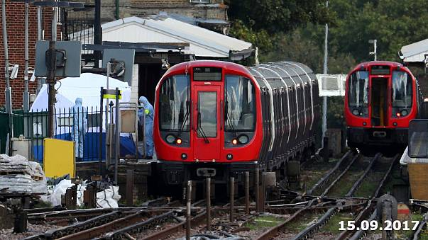 Man charged over London tube bomb attack