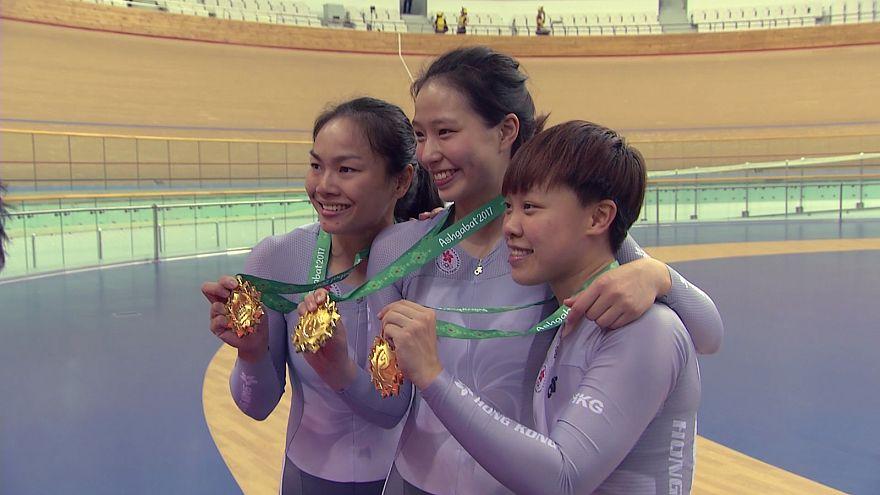 Doppel-Gold für Lee Wai Sze aus Hongkong