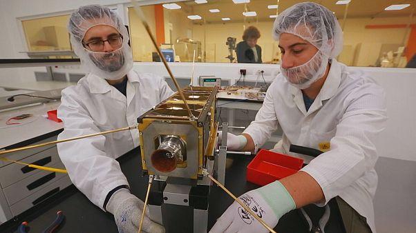 Ömrü dolan uyduların güvenli şekilde imhası