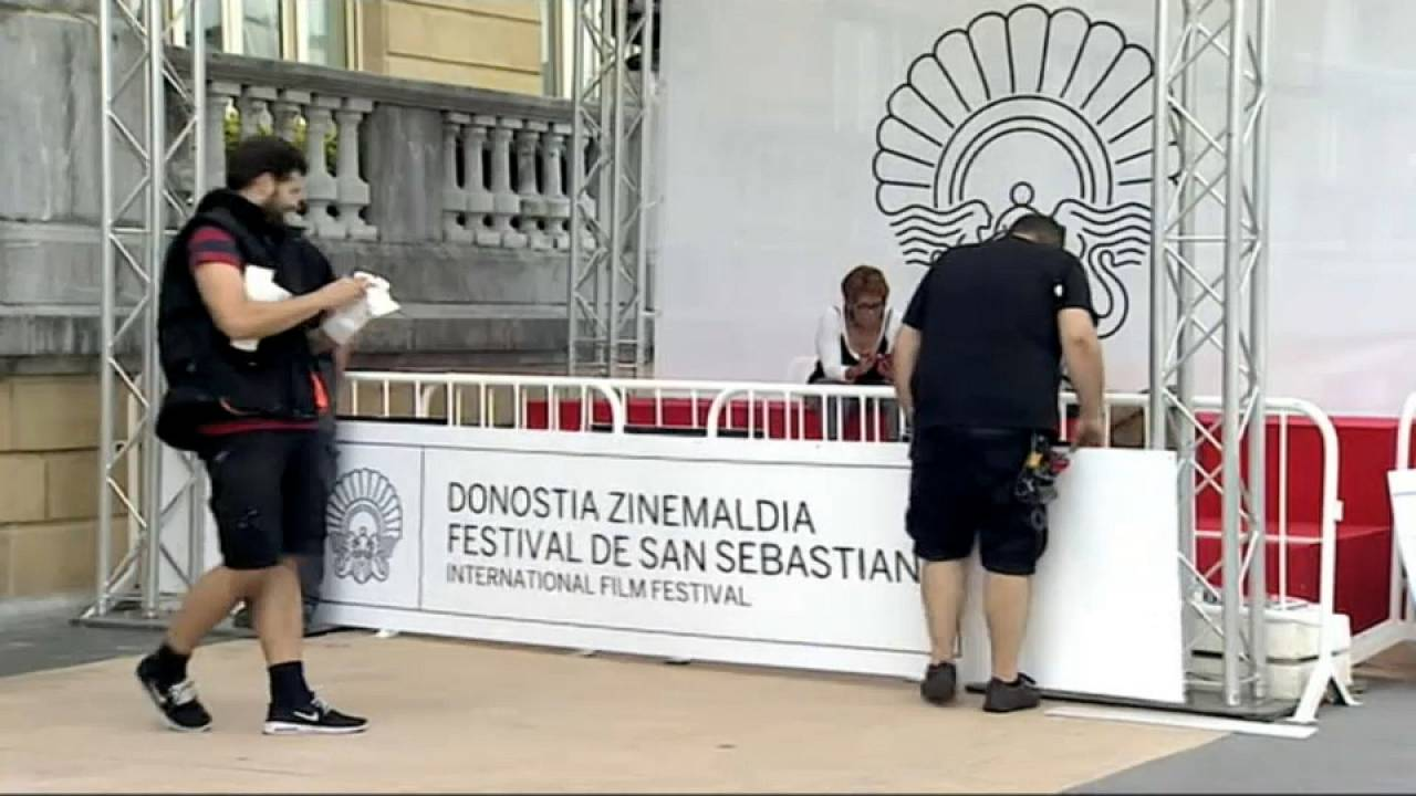 Festival de Cine de San Sebastián, el primero con televisión