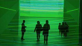 Lucio Fontana, maître de la lumière et de l'espace