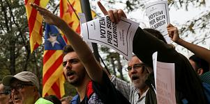 La Catalogna fa ombra a negoziati sulla Brexit ed elezioni tedesche