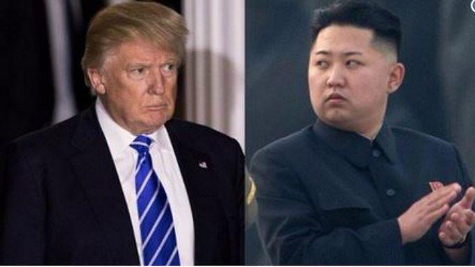 """ترامب """"مختل عقليا"""" شتيمة وجهها كيم جونغ اون إلى الرئيس الأميركي"""