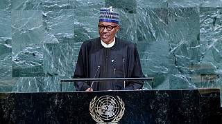 Buhari 'most tweeted about' African leader at U.N. summit