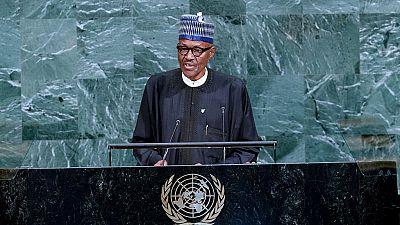 Buhari 'most tweeted about' African leader at U.N. summit