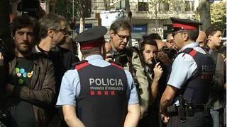 اعزام پلیس از مادرید با هدف مهار همه پرسی کاتالونیا