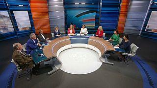 Letzte Fernsehdebatte vor der Bundestagswahl