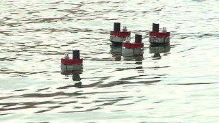Takeaway: The underwater swarm