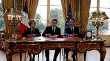 فرانسه؛ امضای اصلاح قانون کار و آغاز روزهای پرتنش دولت ماکرون
