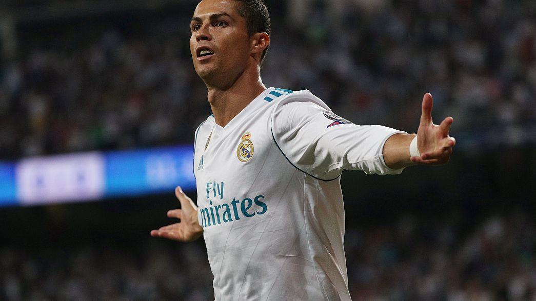 ФИФА: список лучших футболистов