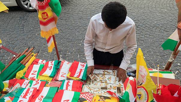How is the Kurdish independence referendum different from Catalonia's?