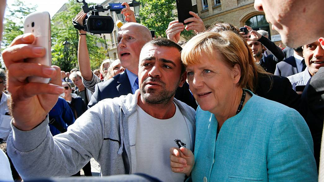 Turbulence ahead: hundreds of refugees set for Berlin's Templehof Airport