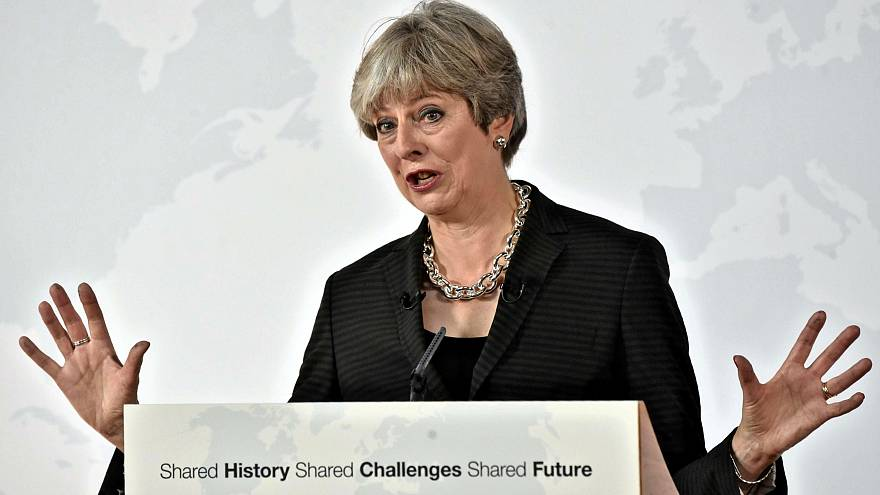 Five key takeaways from Theresa May's Brexit speech in Florence