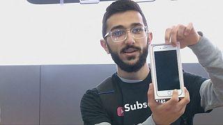 iPhone 8 teknoloji severlerle buluştu