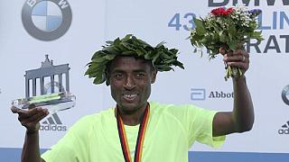 Ethiopia's Bekele aims to make marathon history in Berlin