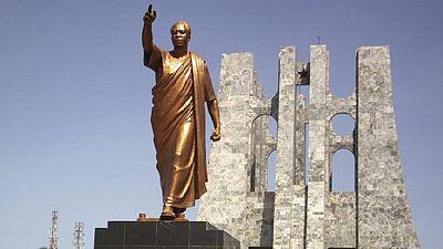Kwame Nkrumah, unique fondateur du Ghana moderne ? l'affaire fait débat