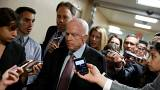 McCain defies Trump on healthcare reform again