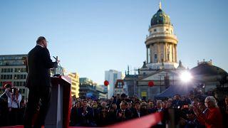 """Schulz insta acabar con el """"letargo"""" de la era Merkel"""