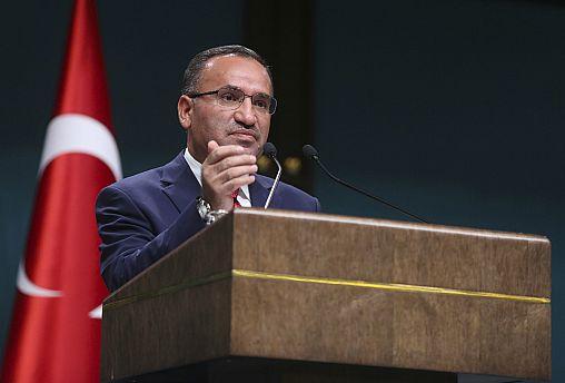 Bozdağ: Referandum Türkiye'nin milli güvenliğine doğrudan tehdit