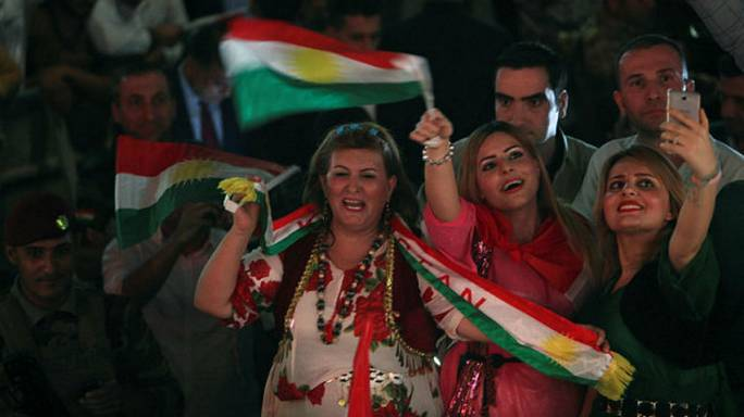 بدء الاستفتاء حول انفصال اقليم كردستان للمقيمين في الخارج
