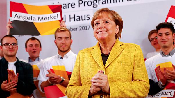 View: Could Merkel's Germany fill the global leadership void?