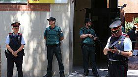 Madrid hatáskörébe vonta a katalán rendőrséget