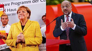 Deutschland: Kandidaten werben noch einmal um Stimmen