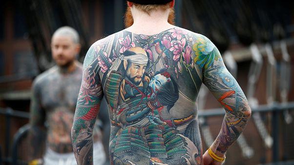 A Londra la Convention mondiale dei Tattoo