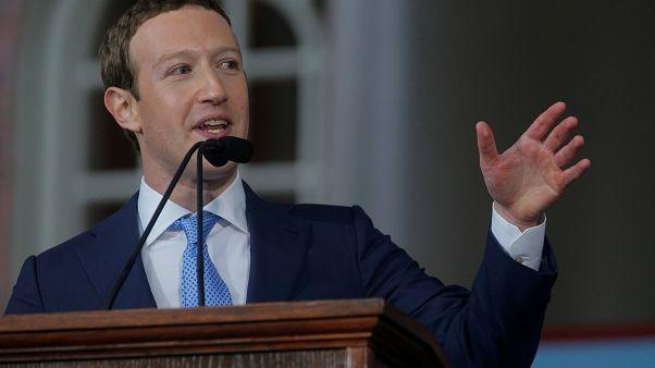 """زوكربيرغ يعتزم بيع أسهمه في """"فيسبوك"""""""