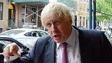 ابراز نگرانی وزیر خارجه بریتانیا از آزمایش موشک خرمشهر