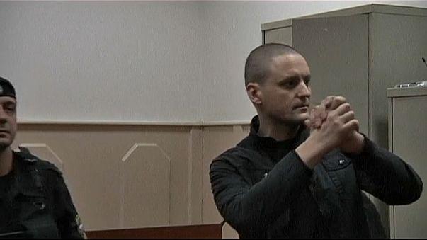 В Москве задержаны Удальцов и Лимонов