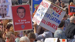 La France insoumise défie le président Macron