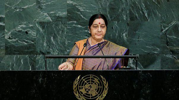 """الهند تصف باكستان بـ """"أكبر مصنع لتصدير الإرهاب"""""""