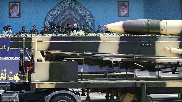 فرنسا تعبر عن قلقها من التجربة البالستية الإيرانية
