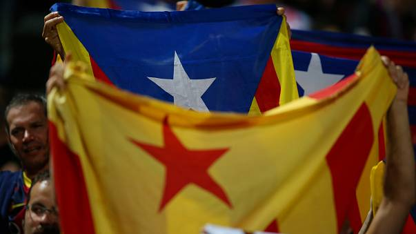Madrid'den referanduma karşı 'polis' önlemi