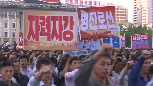 Aviões dos EUA inflamam clima bombástico entre Washington e Pyongyang