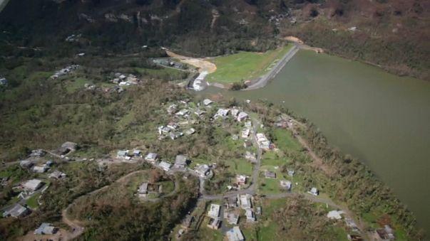 Gátszakadás elől menekülnek Puerto Ricóban